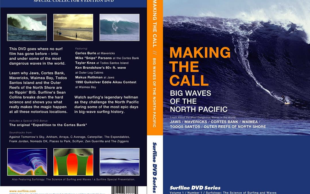 Big Wave Action Science