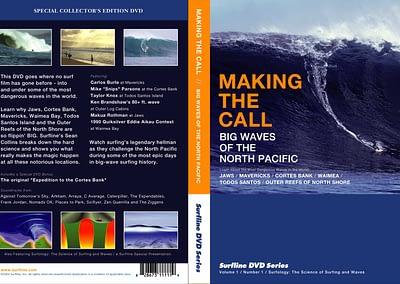 Big Wave Action Science