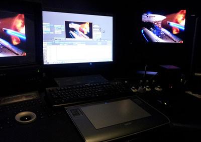 Star Trek VFX Editing